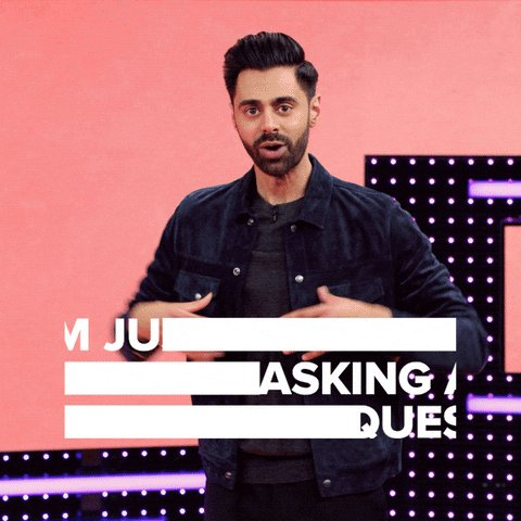 Asking Hasan Minhaj GIF by Patriot Act