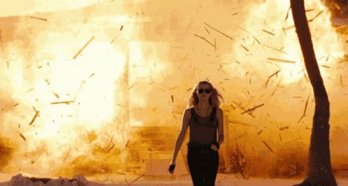 Blow Up Explode GIF