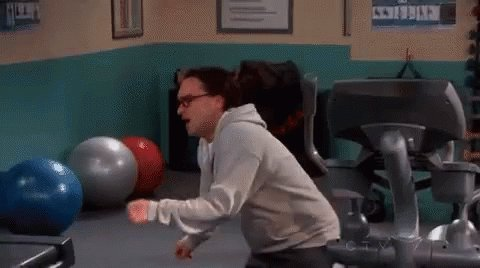 Exhausted Sport GIF