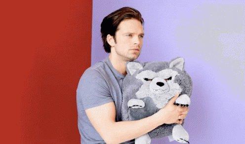 Oh and Happy Birthday to Sebastian Stan