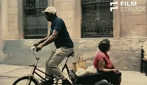 """Happy Birthday Wim Wenders ~*~  Gif: From \""""Buena Vista Social Club,\"""" directed by Wim Wenders, 1999."""