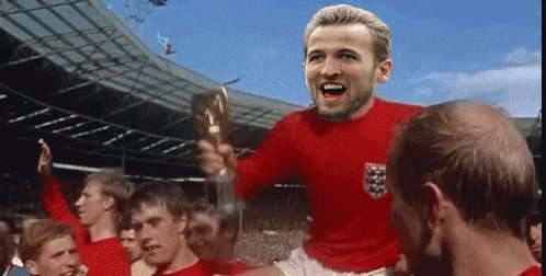 England Harry Kane GIF