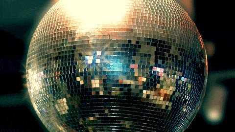 disco ball GIF by Casablanc...