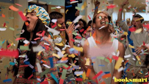 celebration partying GIF by...