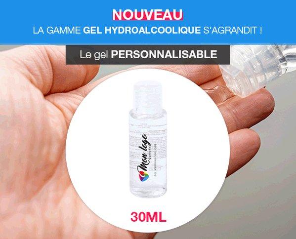 Image for the Tweet beginning: NOUVEAU  🆕 Découvrez le gel