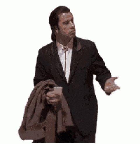 Travolta GIF by memecandy