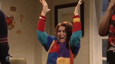 The VERY funny Kristen Wiig celebrates a birthday today! Happy Birthday!