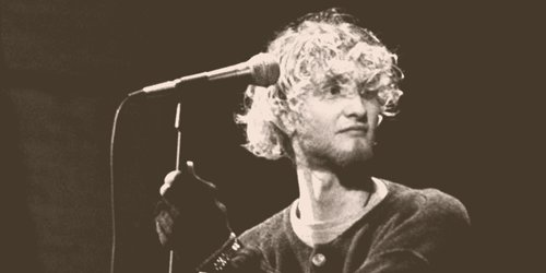 Happy birthday Layne Staley (Alice in chains, Mad season). Wish you didn\t die young.