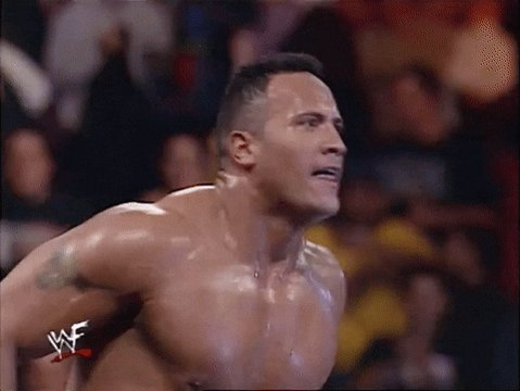 Can You Smell The Rock GIF ...