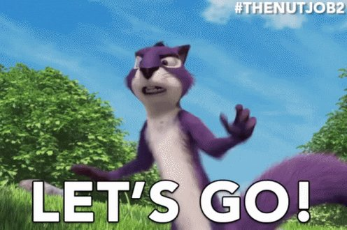 Let S Go GIF by memecandy