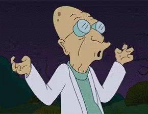Professor Farnsworth - Evil...