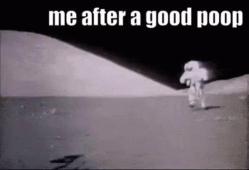 Poop After Poop GIF