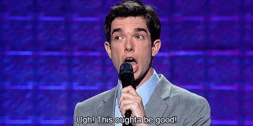 John Mulaney New In Town GIF
