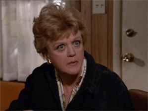 Angela Lansbury Reaction GIF