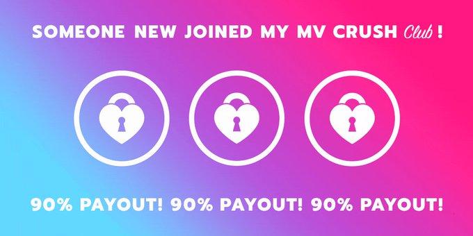 New Sale! New crush member! Join the club here on ManyVids https://t.co/3zC4hgKAIY #MVSales #MVCrush