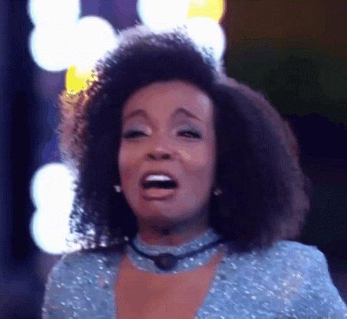 Black Woman Sad GIF