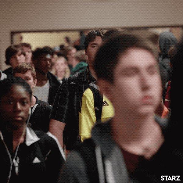 high school GIF by STARZ
