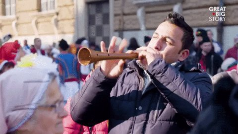 pied piper fun GIF by Great Big Story
