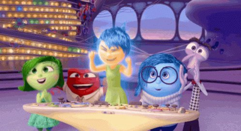 Yay Inside Out GIF