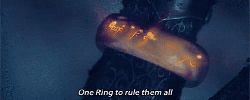 gif of the One Ring from Lo...