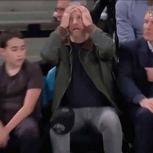 Jon Stewart Confused GIF