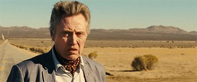 i dont want to christopher walken GIF