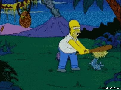Homer Simpsons GIF