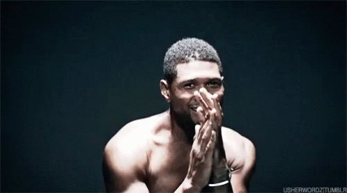 .@Usher needs to call me…to remind me to vote or whatever #VOMO #FFingVote