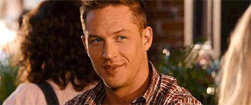 Happy fuckin\ birthday to the most handsome, talanted and amazing mam in the world. TOM HARDY love  so much
