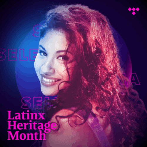 During Latinx Heritage Month (and every other day of the year) we celebrate the contributions of Latinx artists from around the globe. This week we honor genre legends: Selena, Daddy Yankee, Celia Cruz, Joe Arroyo and many more. ▶️: tidal.link/LatinxHeritage…