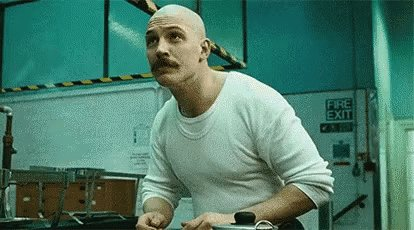 Happy birthday Tom Hardy! BRONSON maybe his best performance yet