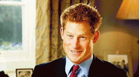 HAPPY BIRTHDAY, Prince Harry!
