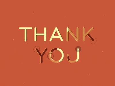 Thank U GIF by Alex Trimpe