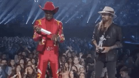 List of all the things I can't wait to do when quarantine is over! @LilNasX @MTV @vmas