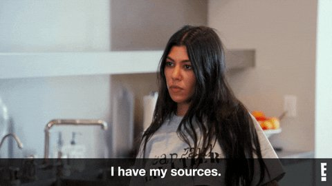 kourtney kardashian GIF by ...
