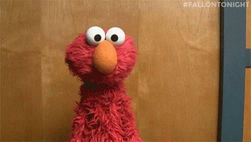 Elmo Nothing GIF