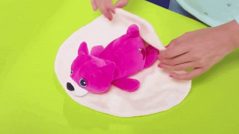 Wrap It Up Toy GIF by Basic...