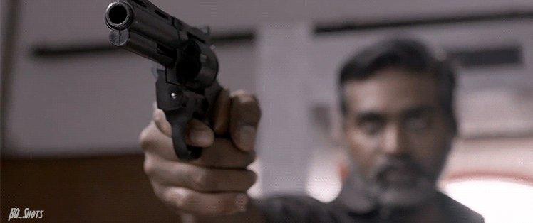 Vikram Vedha (2017) D.O.P :- P.S.Vinod Directed by @PushkarGayatri @VijaySethuOffl