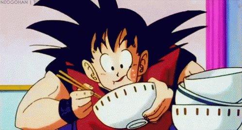 Goku DBZ GIF