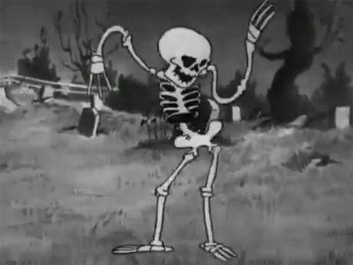 Skeleton GIF