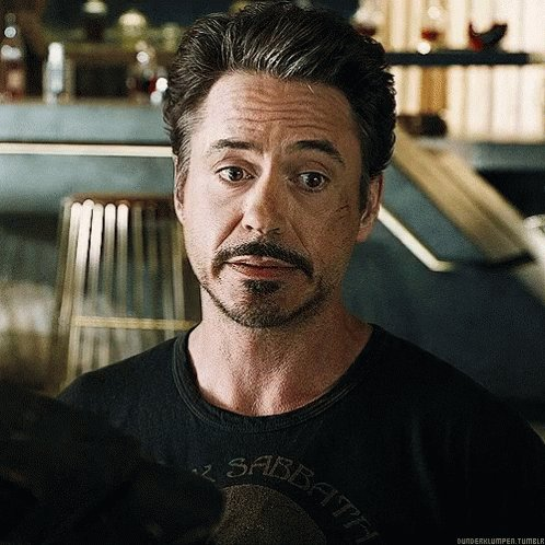 Robert Downey Jr RDJ GIF