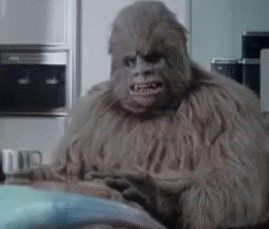 Bigfoot GIF