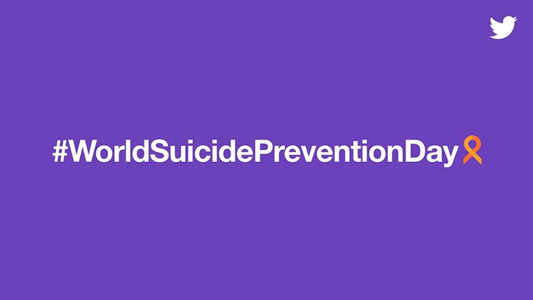 September 10 is #WorldSuicidePreventionDay, a day where people across the 🌎 come together to raise awareness and support.  Want to help? Tweet with the hashtags below to join the conversation and spread the word to friends and family.
