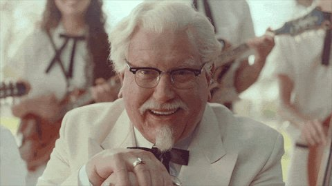 おは! 9月11日だ!#アラフィフ も輝くよ! 自分の人生を創るよ!カーネル・サンダースは、65歳からケンタッキーを起業。FC契約の営業で1009回断られた。「人を幸せにすることに引退はない」が名言🌟#グレートハーフ 人生後半戦も炎ジョイ🔥#おは戦20911sk🍺#おはよう戦隊0911#愛拶0911