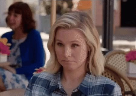 The Good Place Bad GIF