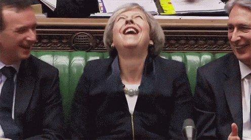 Theresa May GIF