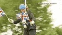 Brexit Celebration GIF