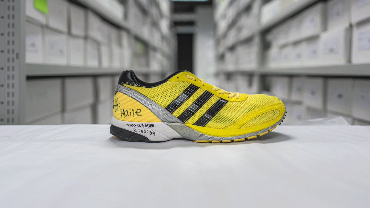 The latest in the adizero line lands this Monday.  History measured in miles and midsoles, pace and lace, engineering and endurance.  Retrace the steps of a legacy reimagined [1/7]  #ADIZEROADIOSPRO