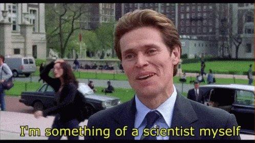 Scientist Science GIF