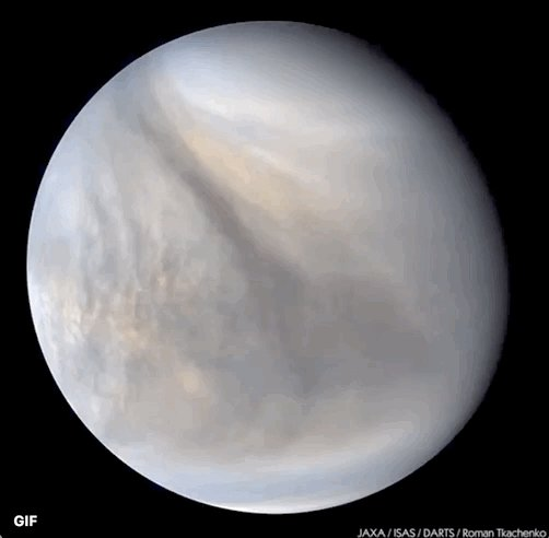 For both Venus and Earth, life's last refuge might lie in the clouds. https://t.co/HUj9PrgwHA